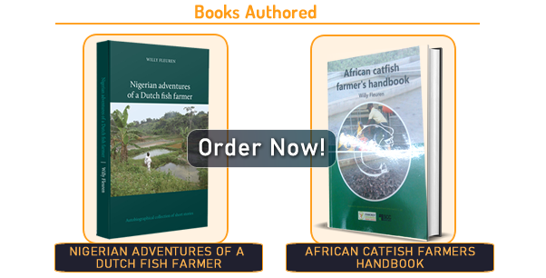 Books Authored by Willy Fleuren